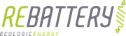 Logo of REBATTERY INTERNATIONAL GROUP